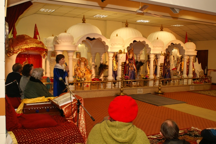2007 Faiths Trail - Hindue Temple