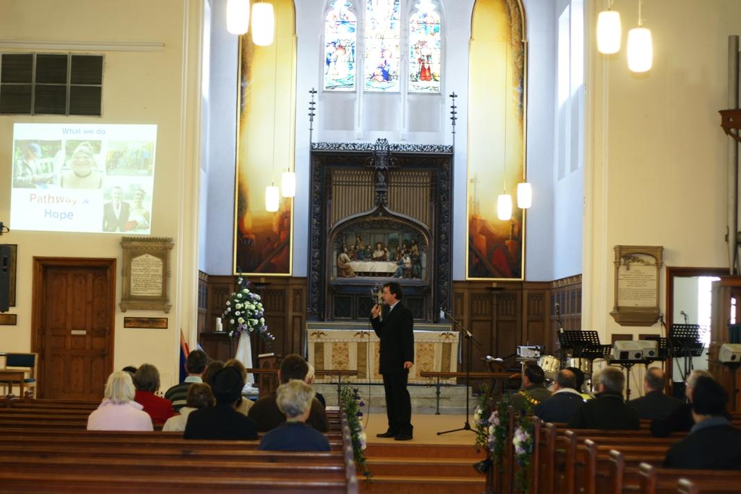 2008 Faiths Trail - St Mary's Church