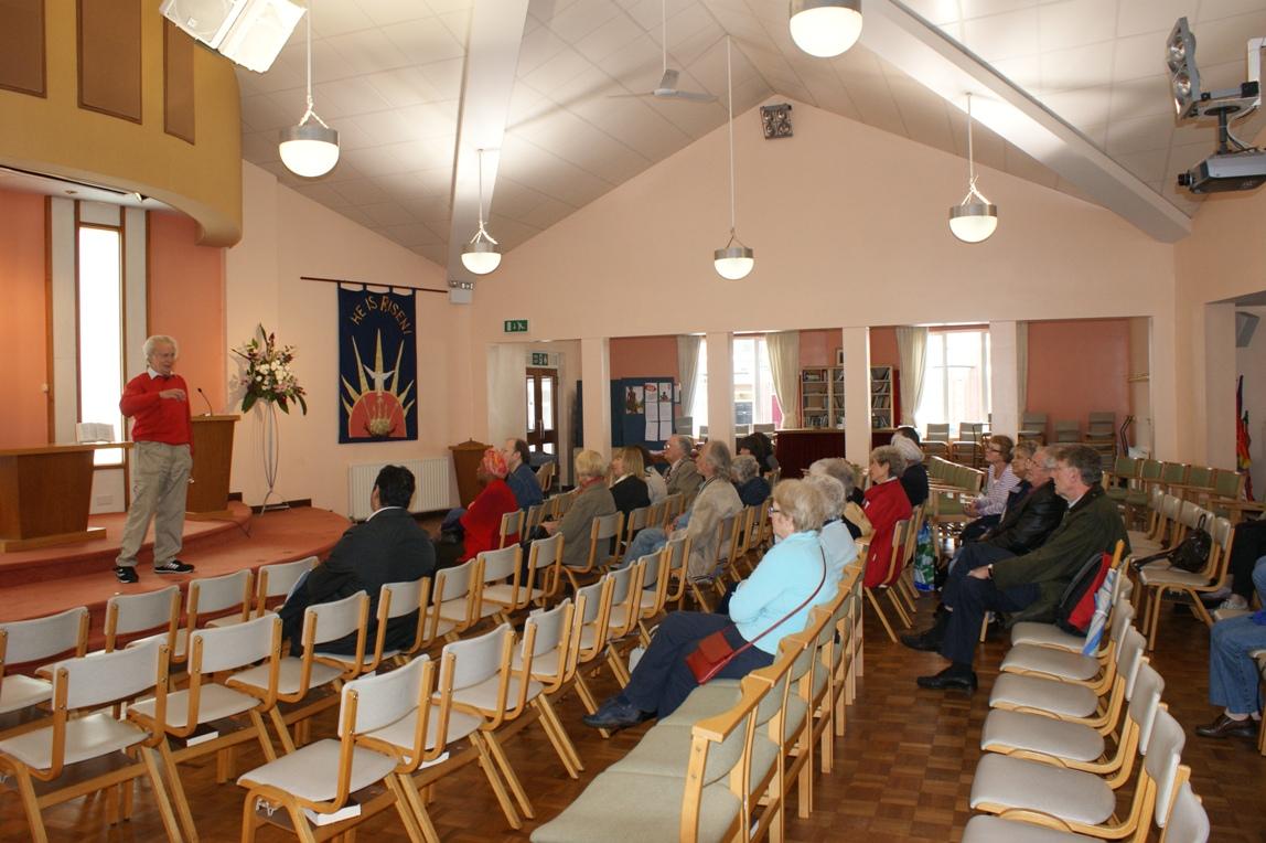 2009 Faiths Trail - Kenilworth Methodist Church