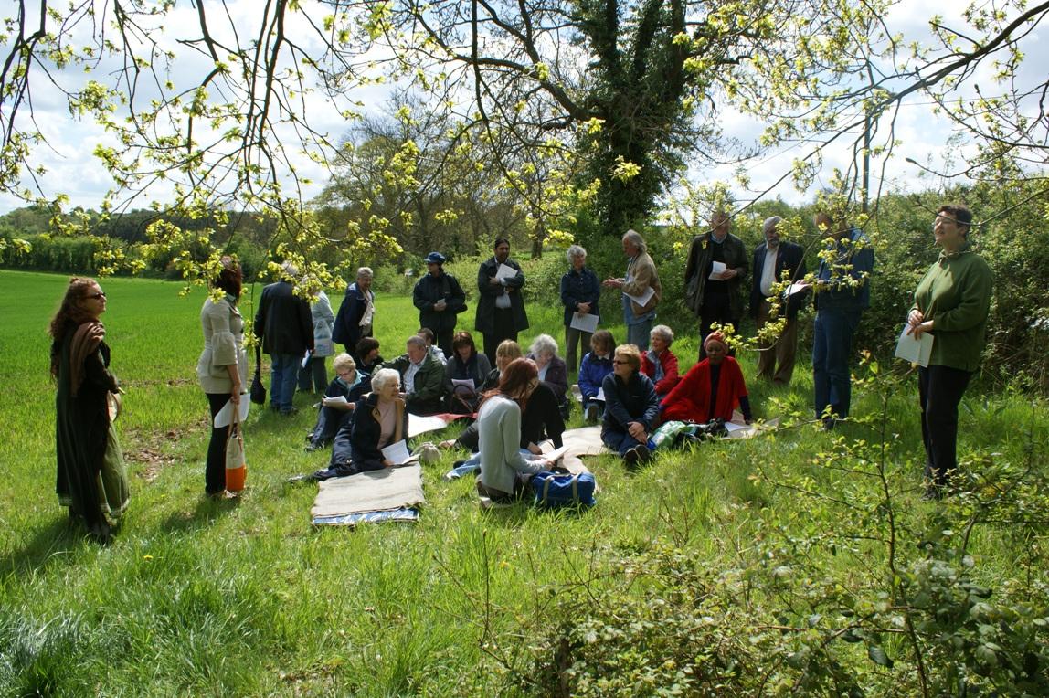 2009 Faiths Trail - Pagan Talk Warwick