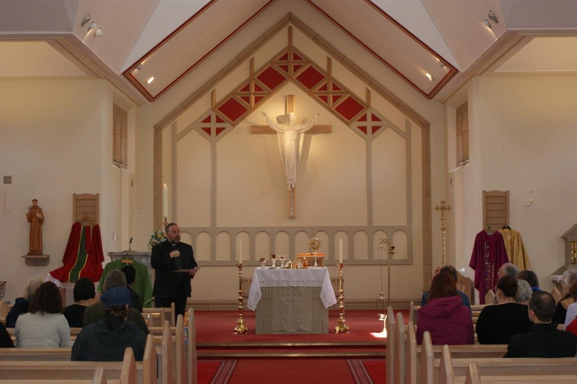 2009 Faiths Trail - St Francis os Assisi Church Kenilworth