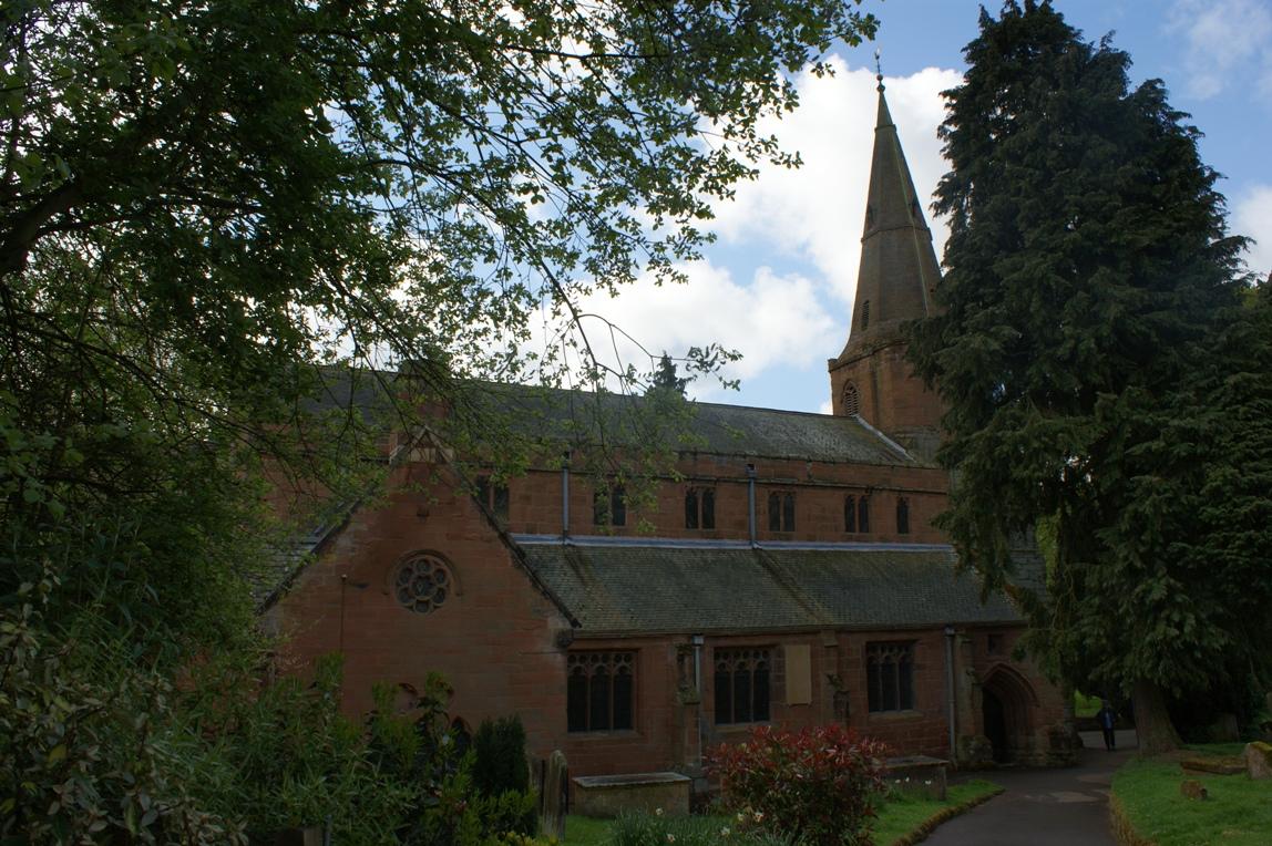 2009 Faiths Trail - St Nicholas Church Kenilworth(2)
