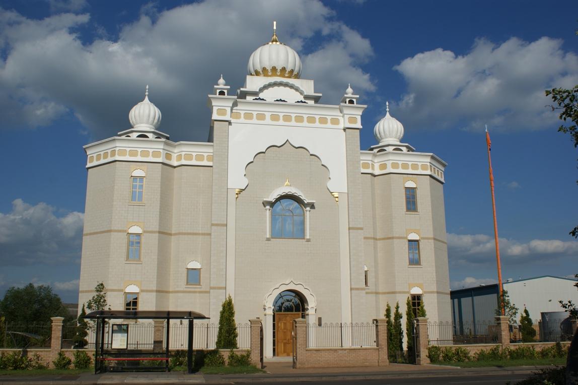 2010 Faiths Trail - Leamington &  Warwick Sikh Temple
