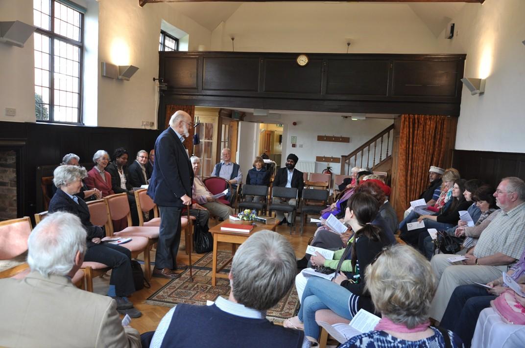 2010 Faiths Trail Warwick Quaker Meeting House