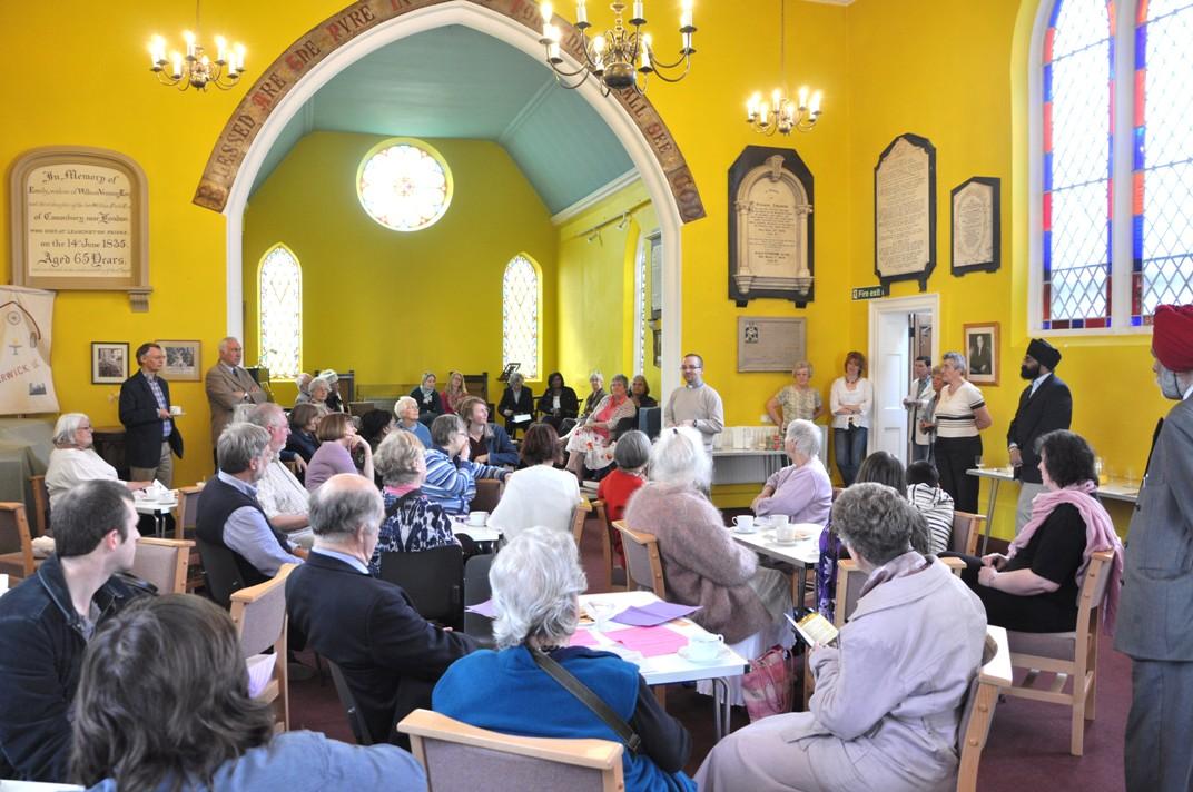 2010 Faiths Trail - Warwick Unitarian Church