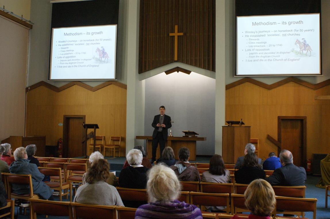 2011 Faiths Trail - Dale Street Methodist Church Leamington Spa