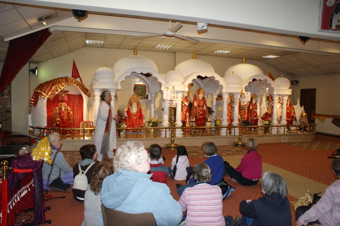 2011 Faiths Trail - Hindu Temple Leamington Spa
