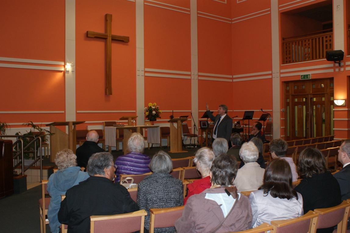 2011 Faiths Trail - Leamington Baptist Church