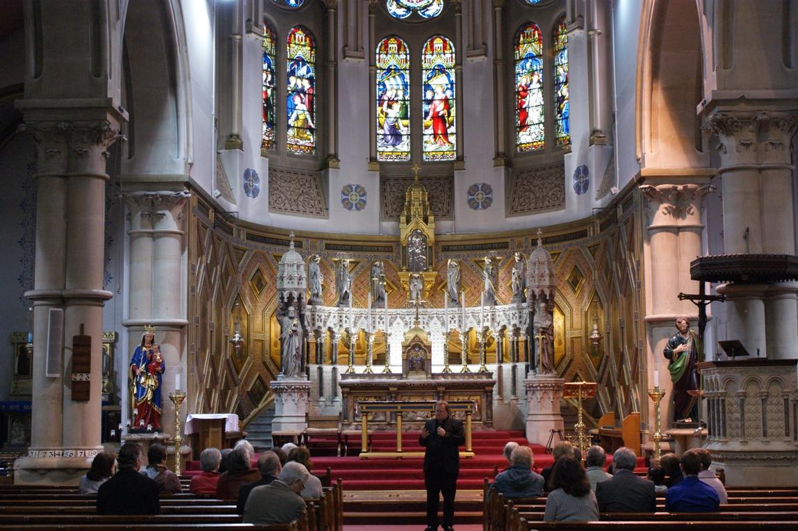 2011 Faiths Trail - St Peter's Church Leamington Spa
