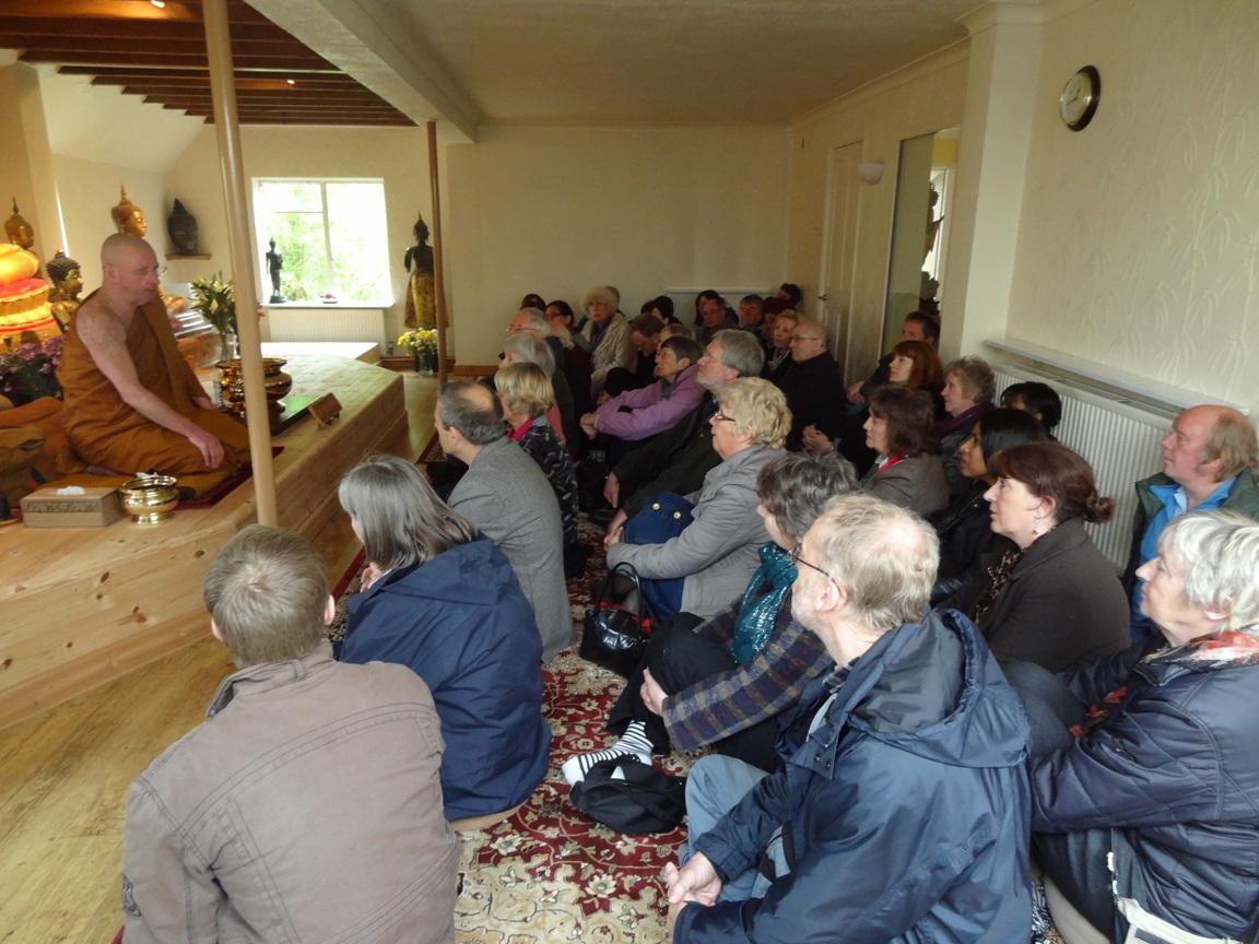 2012 Faiths Trail - Buddhist Centre Warwick