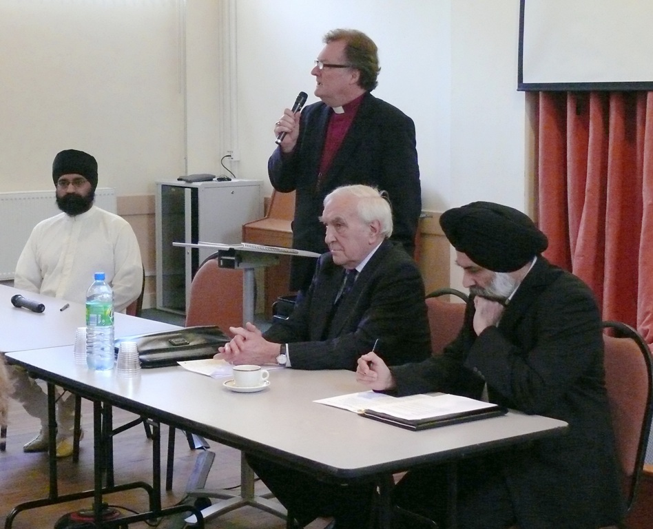 Faiths & Human Rights Conference 1