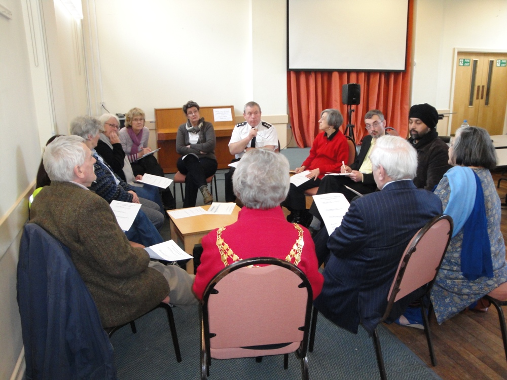 Faiths & Human Rights Conference - 2010