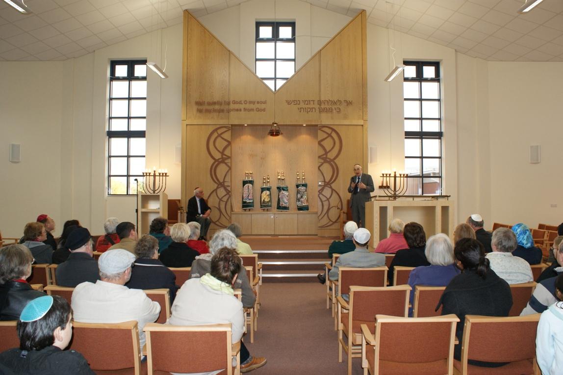 October 2010 the Birmingham Progressive Synagogue 1