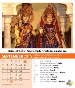 Faiths Calendar 2015 10