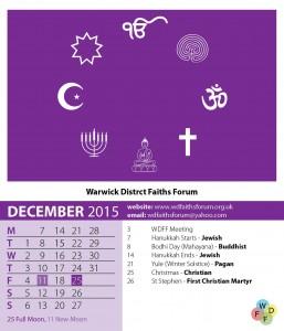 Faiths Calendar 2015 13