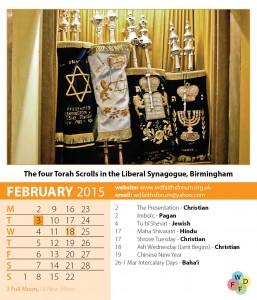 Faiths Calendar 2015 3