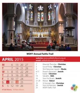 Faiths Calendar 2015 5