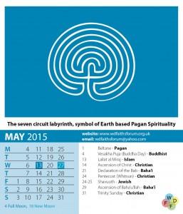 Faiths Calendar 2015 6