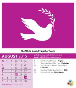 Faiths Calendar 2015 9