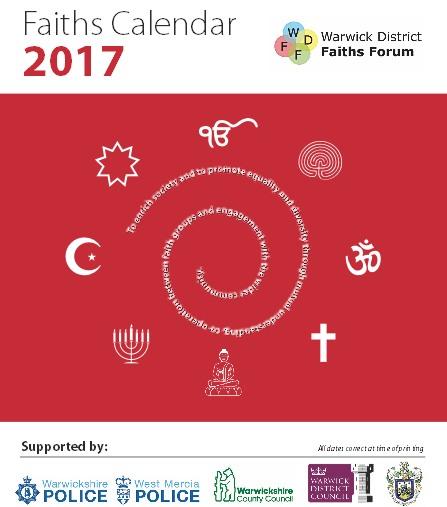 Faiths Calendar 2017