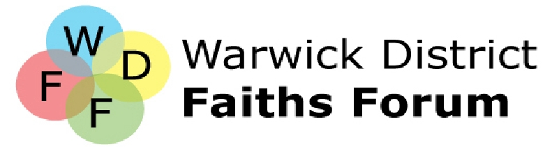 Warwick District Faiths Form logo