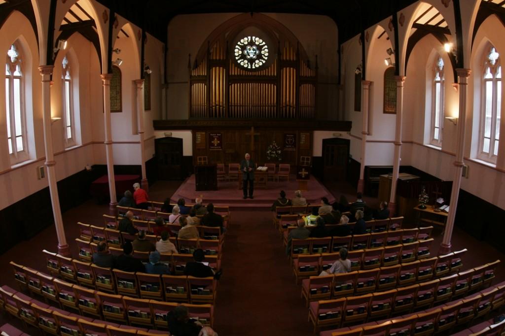 2008 Faiths Trail - Radford Road Church