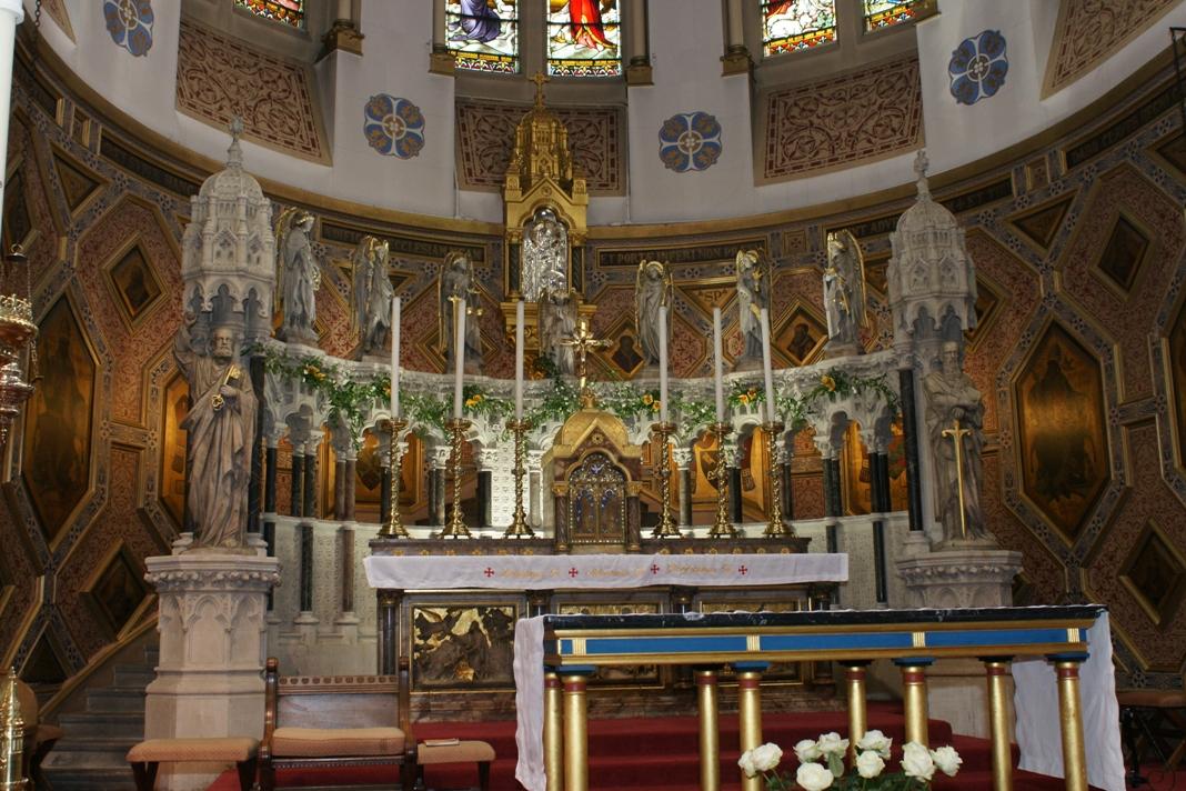 2008 Faiths Trail - St Peter's RC Church